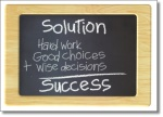 Solutions to Success